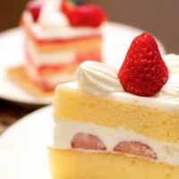品質の高いケーキ