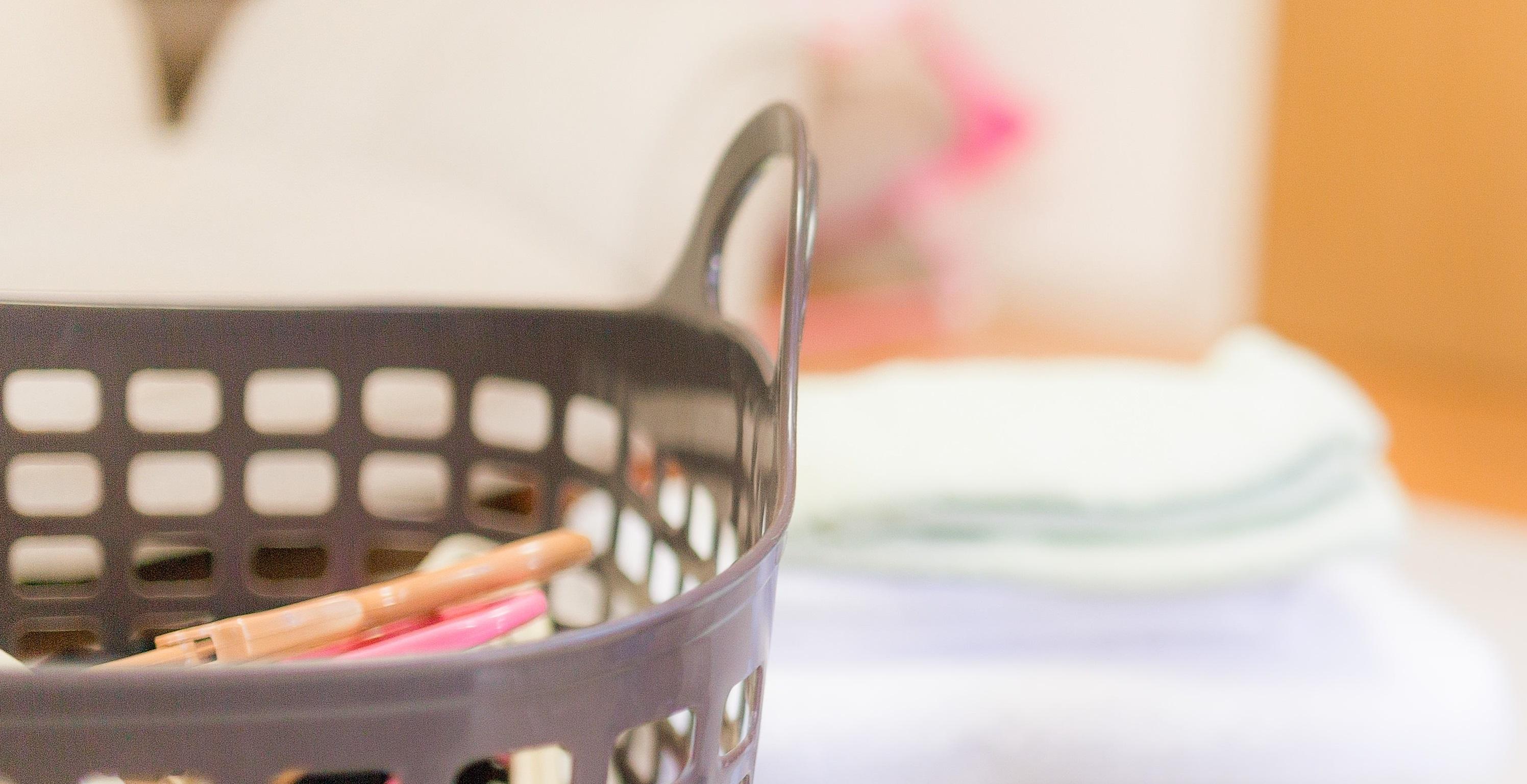 クリティカルパスは、洗濯のための一連のタスクの連なり